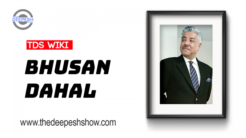 Bhusan Dahal