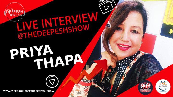 Priya Thapa