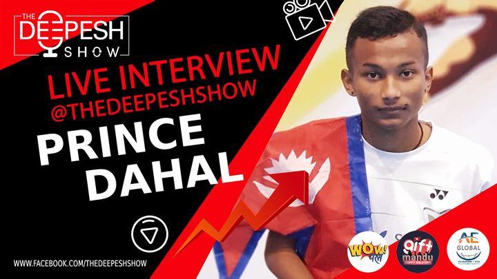 Prince Dahal