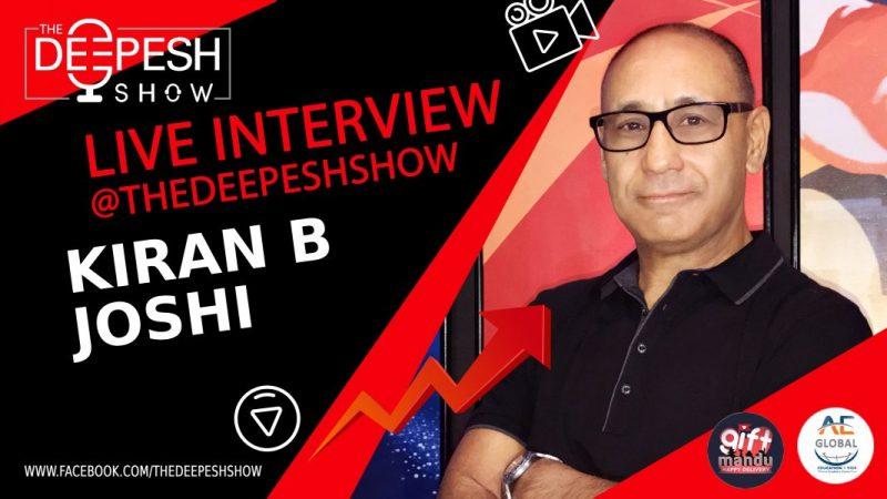 Kiran B Joshi