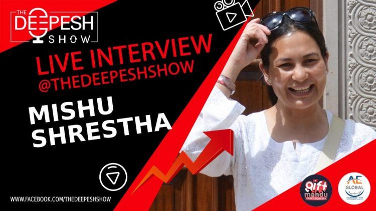 Mishu Shrestha
